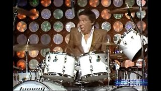 Buddy Rich's Incredible Tonight Show Drum Solos