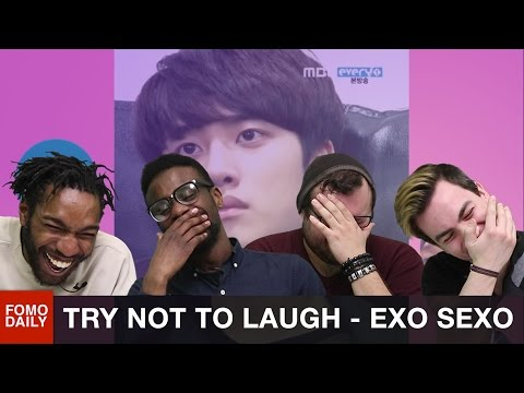EXO SEXO Try Not To Laugh Challenge • Fomo Daily Reacts