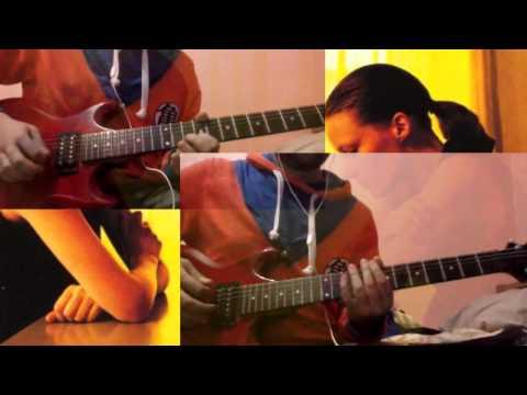 Burger Queen Placebo Guitar Cover [2 Guitars]