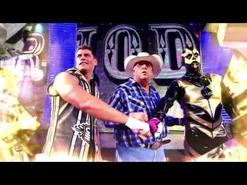 Cody Rhodes & Goldust's Entrance Theme video