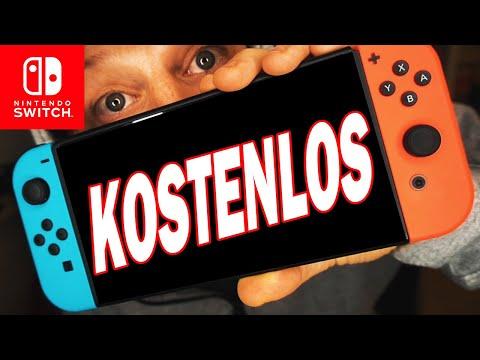 TOP KOSTENLOSE Nintendo Switch Spiele | 2021