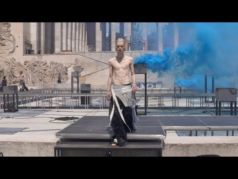 RICK OWENS Paris Fashion Week Men's Spring/Summer 2019