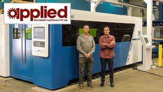 Industry Update: Applied Machinery - Yawei Laser at Alliance Metal Solutions