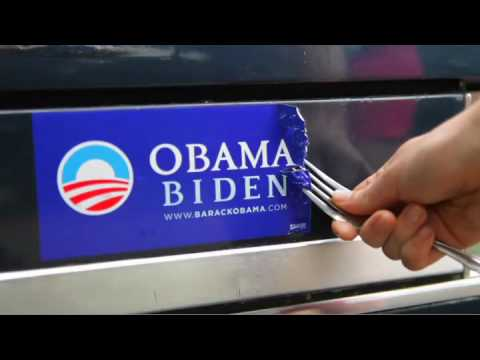 Obama Bumper Sticker Removal Kit - Available at BSRemoval.com - feat. Brad Stine