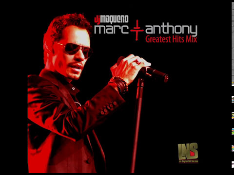 Marc Anthony Greatest Hits