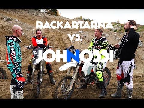 Rackartygarna - Johnossi Part 2 Cross