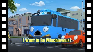 Tayo I want to be mischievous l ? Tayo's Little Theater #39 l Tayo the Little Bus