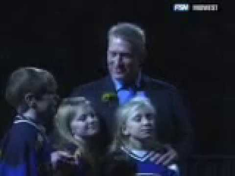 Brett Hull Jersey Retirement Video