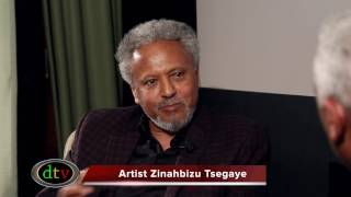 Ethiopian Artist Zinahbizu Tsegaye Interview With Gera Show