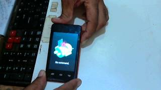 How To Hard Reset Micromax Bolt A58 | Remove Gmail Pattern Lock