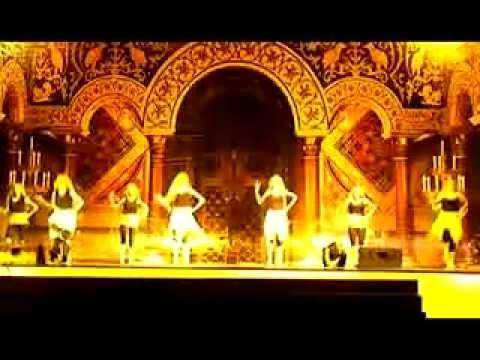 Kingdom of Drupada - Dance (from PANDAWA production BINUS Serpong...