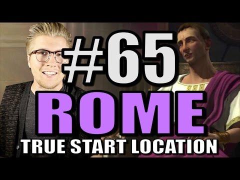Civilization 5: Brave New World Gameplay - Rome Europe Mod [Part 65]