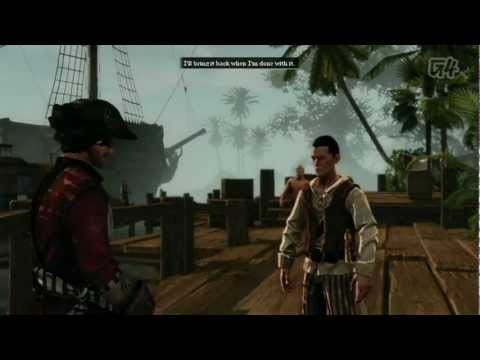 Risen 2 Dark Waters - Gameplay