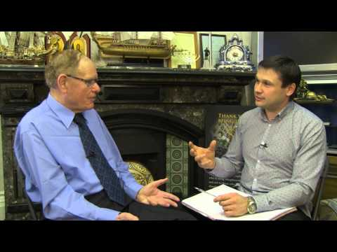 Дэвид Хасавей о служении в Украине