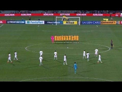 Saudi Arabia footballers ignore minute's silence for London