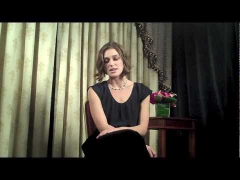Scott Feinberg Interviews Keira Knightley