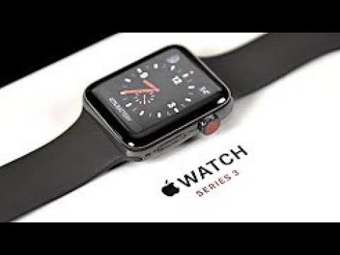 Apple Watch Series 3 - Unboxing & Review!!!