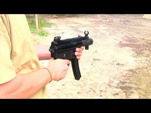 Bellator Arms SP89 K from Atlantic Firearms
