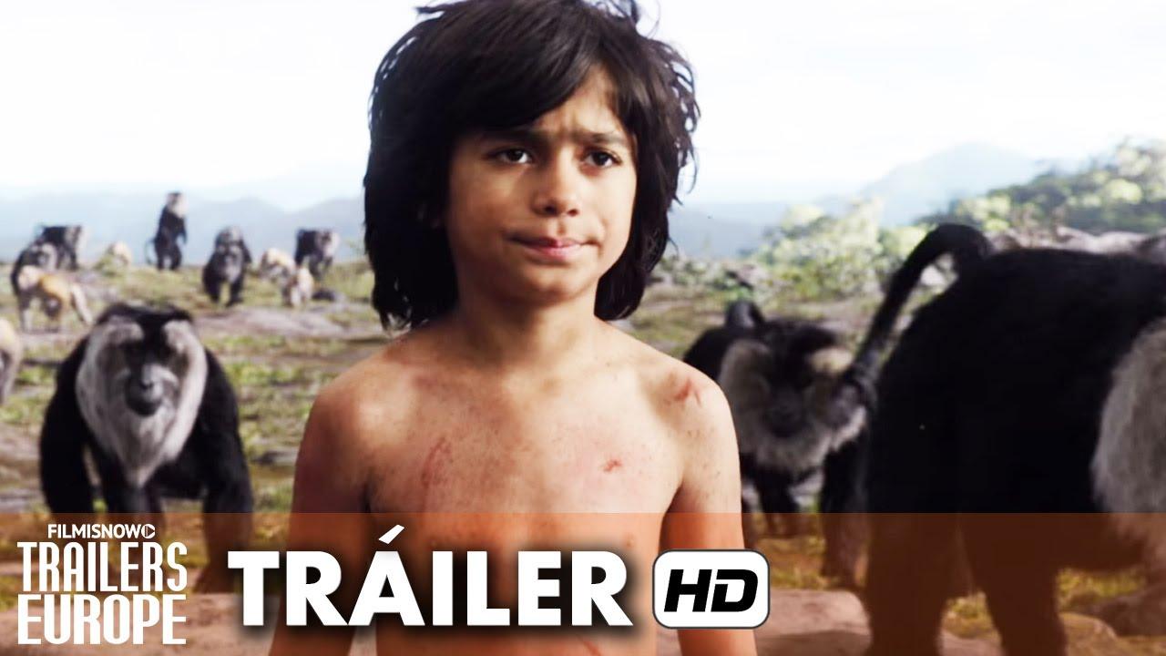 El Libro de la Selva (The Jungle Book) - Nuevo Tráiler en español [HD]