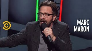 Almost Dying on a Plane - Marc Maron