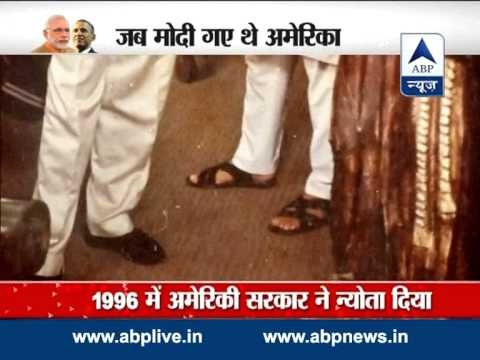 ABP News special l Narendra Modi's seventh US visit l Story of his last tours