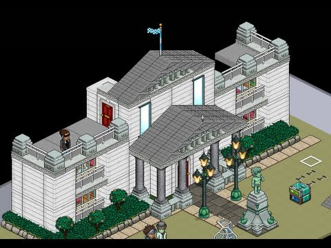 Habbo - Room Review