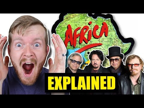 """""""Africa"""" by Toto Is about WHAT?! 