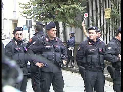 Salerno - Blitz antidroga 42 arresti -live- (05.11.13)