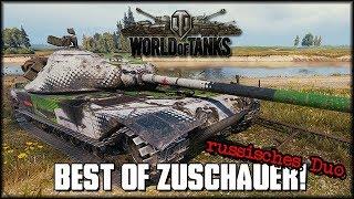 Best of Zuschauer: K-91 und Obj. 277 - World of Tanks [ deutsch