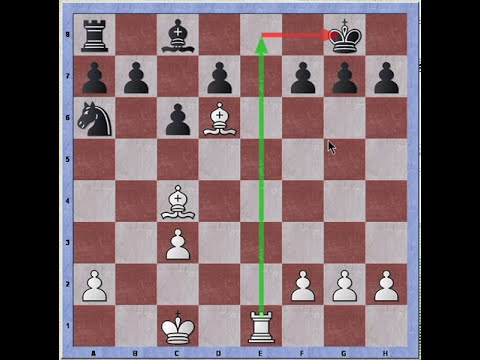 Bastiaan playing the Danish gambit