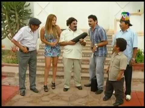 El Cartel del Humor 17/02/13 - Escobar El Patron Del Mal (COMPLETO) Parodia - Humor