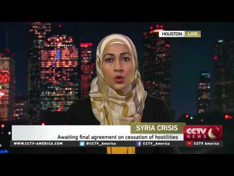 Foreign policy expert Wardah Khalid on Syria peace talks