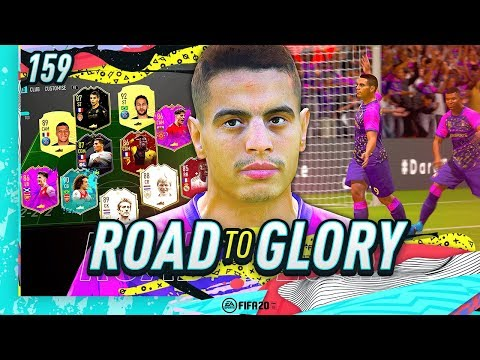 FIFA 20 ROAD TO GLORY #159 - SHOULD I UPGRADE?!