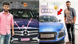 INDIAN Cricketer and Their CARS Collection ! ! !