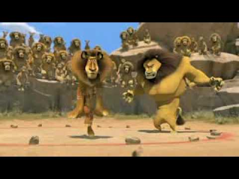 Madagascar 2 - Trailer Definitivo en Espaol