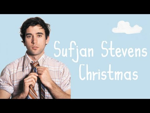 Cover Lagu Sufjan Stevens Complete Christmas Collection