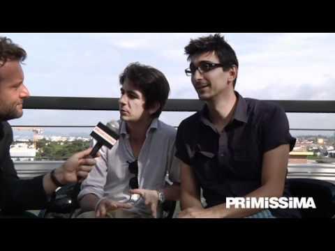 Intervista a Francesco Mandelli e Fabrizio Bigio – Giornate di Cinema Riccione 2011