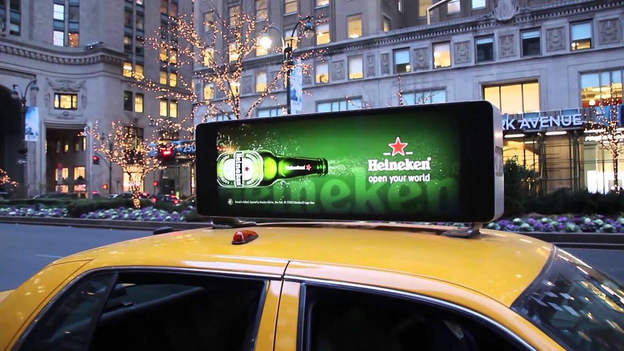 Verifone Digital Media Heineken Ad Youtube