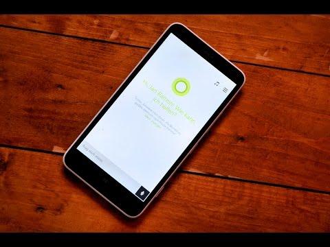 Microsoft Cortana Deutsch im Check - Sprachsteuerung für das Windows Phone 8.1 [GER]