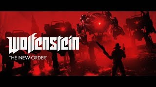 Never Have I Ever Played Wolfenstein: The New Order - Episode 4 [LIVESTREAM & REACTION]