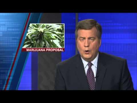 Lawmaker Pushes To Legalize Recreational Marijuana