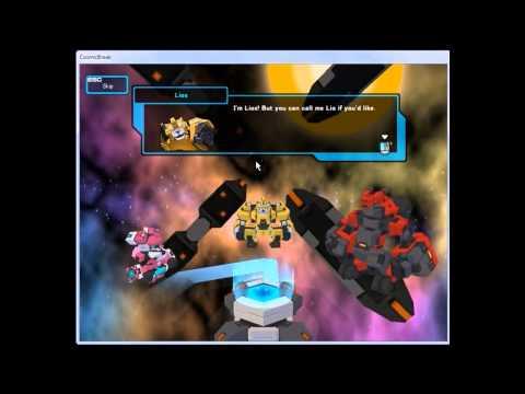 (MMOTPS)Cosmic Break Online Gameplay Part 1(A Hero Choice_A escolha de um Heroí)