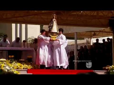 Papa Francisco en Paraguay 2015, Noticias Univision New York