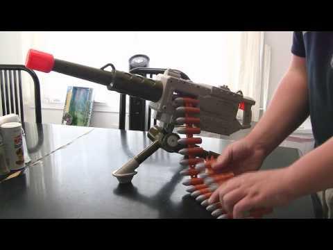 Buzzbee minigun