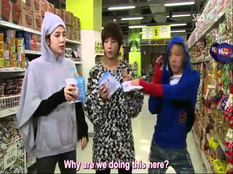 Eng You are Beautiful EP11 Cut - Supermarket Scene