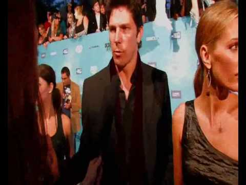 Michael Trucco at Spike TV Scream Awards '09