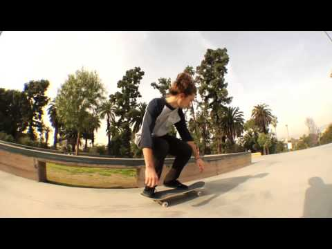 Extras at Hollenbeck park with the Small Wheels dudes