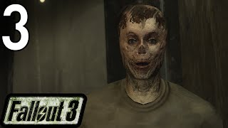 [Megaton] ► Let's Play Fallout 3 [BLIND] - Part 3 - [Livestream]