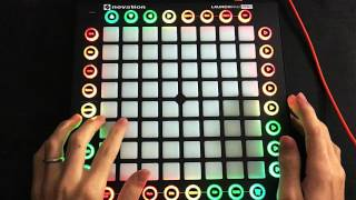 Galantis - Run away (Gioni remix) Launchpad Edition