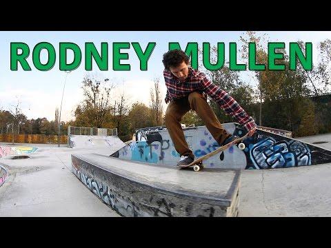 5-0 Fingerflip | Rodney Mullen Challenge #8